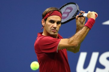 Federer Cruises Past Nishioka in US Open First Round