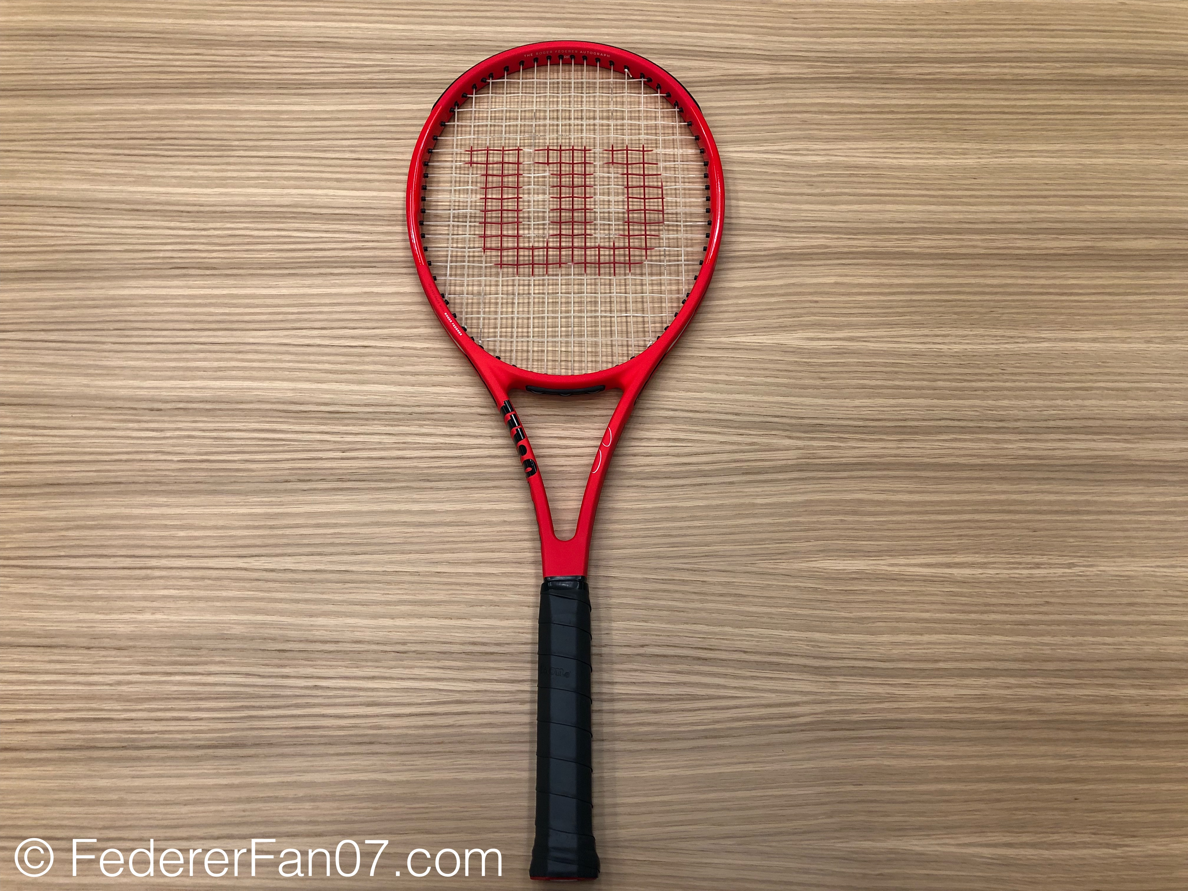 Limited Edition Laver Cup Pro Staff Rf97 Autograph Fedfan