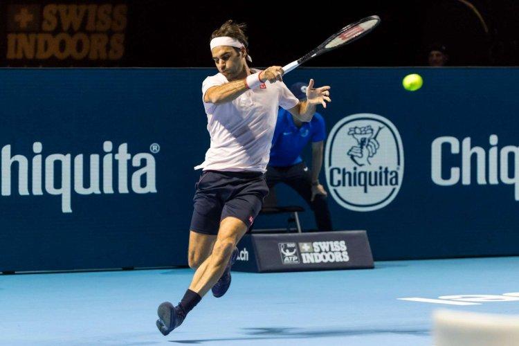 Federer Fights Through Basel Opener