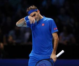 Nishikori Upsets Federer in ATP Finals Opener