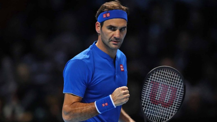 Federer Comprehensively Defeats Anderson, Books Spot in Semifinals