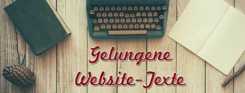 website-texte