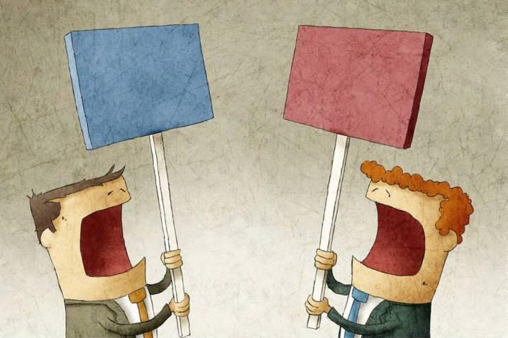 politica social network