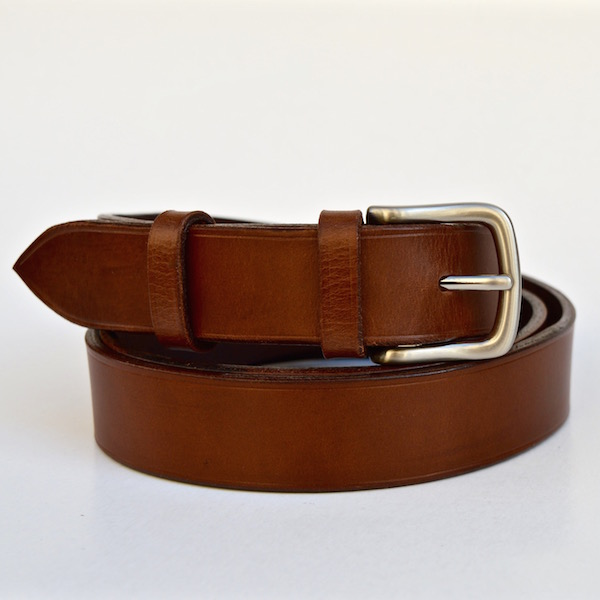 Brown Casual Belt, 3cm
