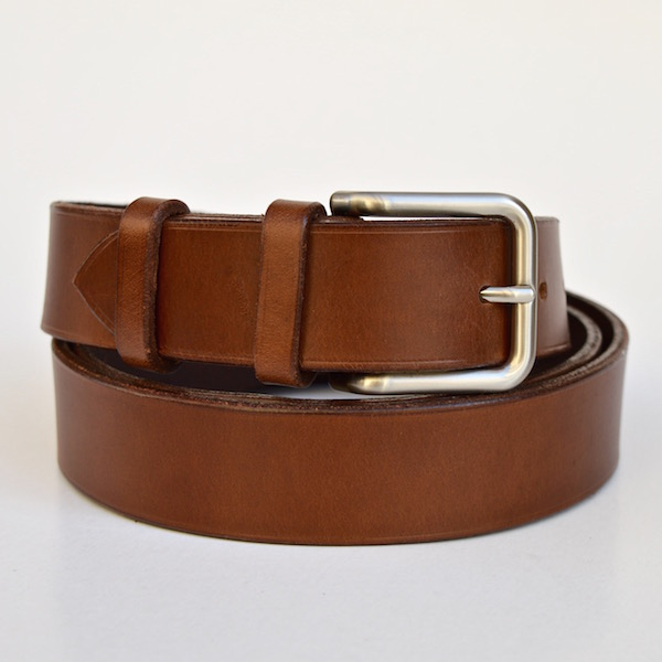 Brown Casual Belt, 3.5cm