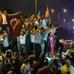 Golpe de Estado fallido en Turquía: el escenario hasta ahora