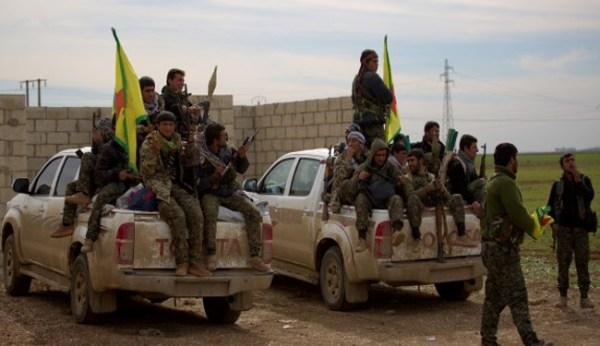 SDF en Manbiy