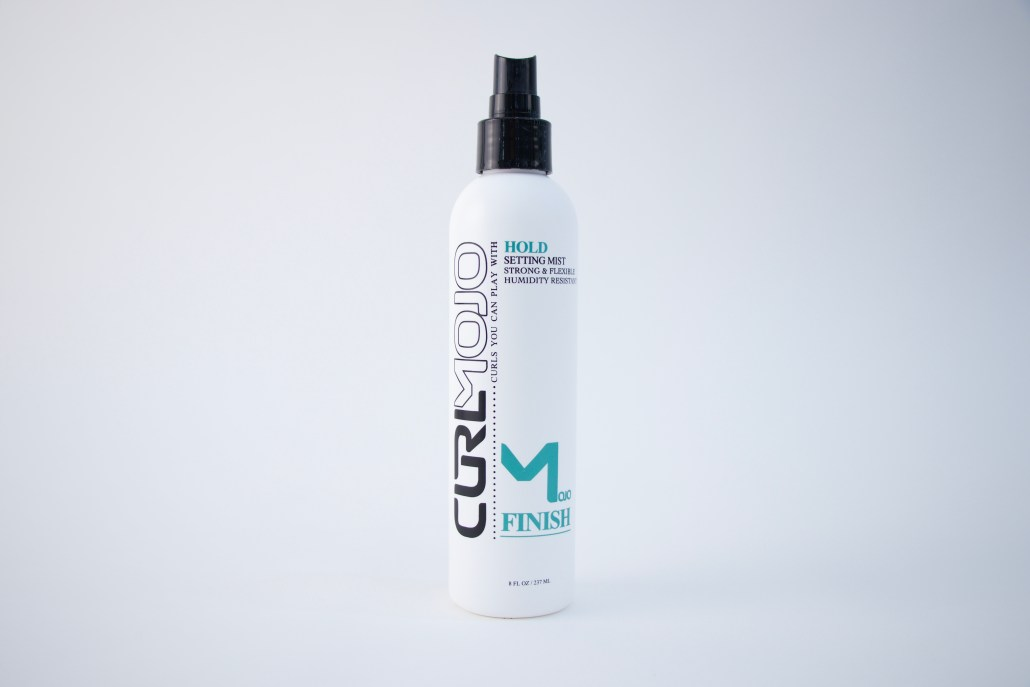 Curl Mojo – HOLD - Setting Mist