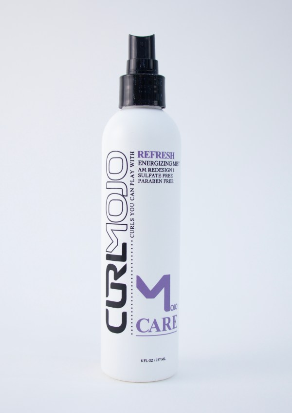 Curl Mojo – REFRESH - Energizing Spray