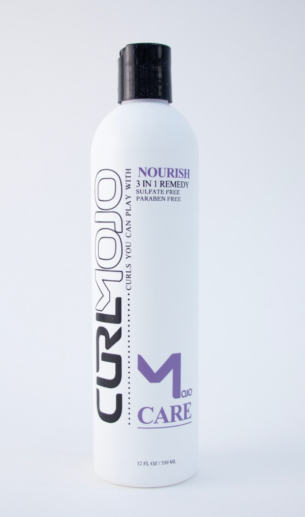 Curl Mojo – NOURISH - 3 in 1 Remedy
