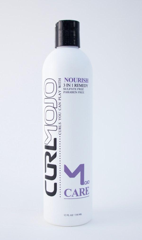 Curl Mojo – NOURISH - 3 in 1 Remedy