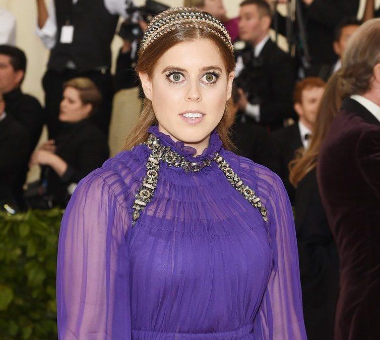 Federico Salon makes hair style for royal.