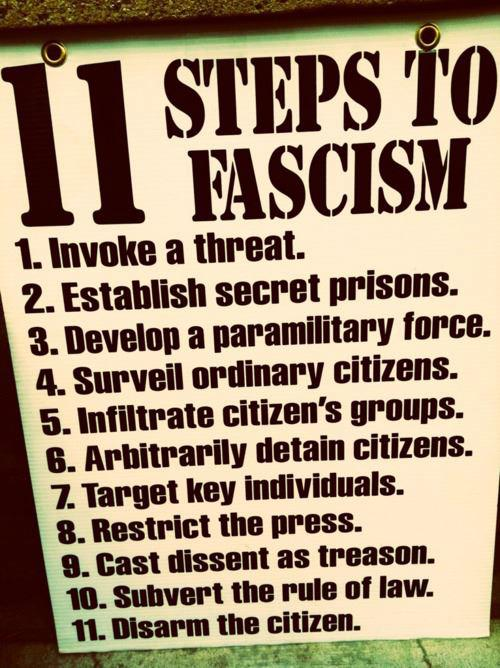 Is Corporatocracy NeoFascism  Is fascism on the rise