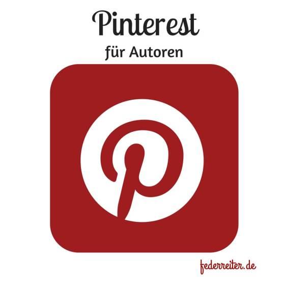 Pinterest für Autoren Schreibgruppe Federreiter