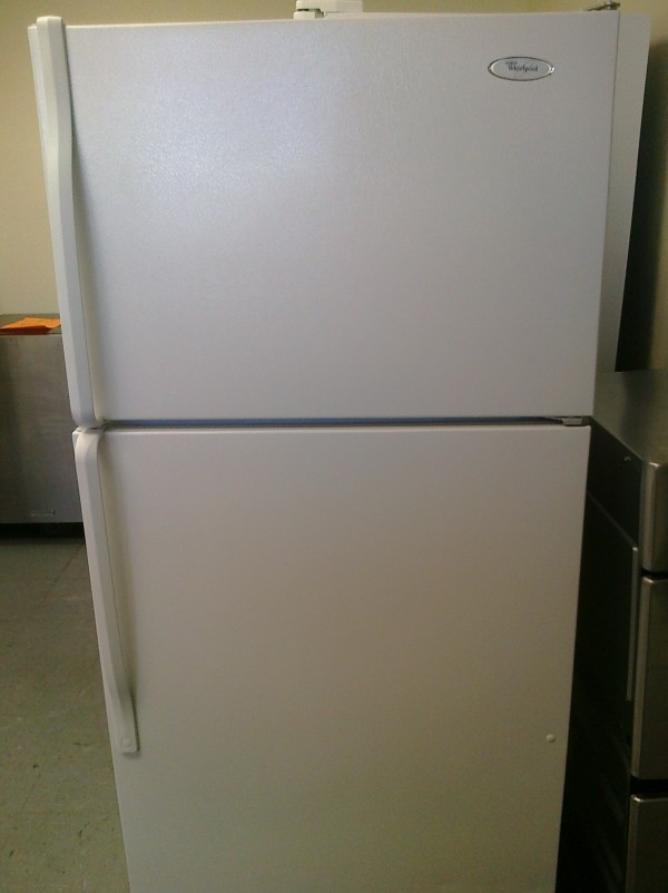 9 Whirlpool W4tnwfwq 14 Cubic Foot Top-mount Refrigerator White Feder' Outlet