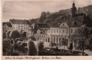 Rathaus am Hafen