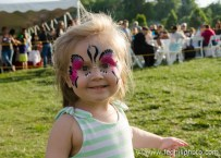 Preakness Celebration Hot Air Balloon Festival, Turf Valley Resort, child, event, face paint, kid