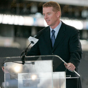 Jason Garrett Named Dallas Cowboy's New Head Coach