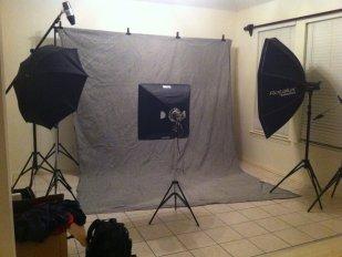 photography studio room