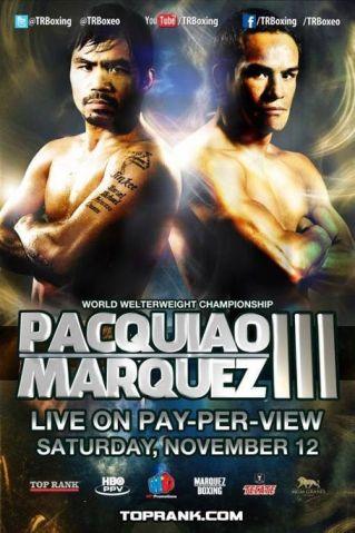 Pacquiao vs Marquez III