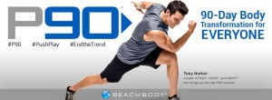 P90 Workout by Beachbody