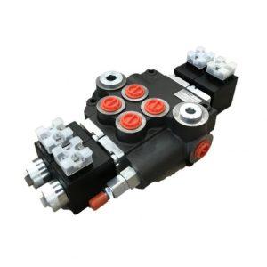 Моноблочные гидрораспределители с электромагнитным управлением