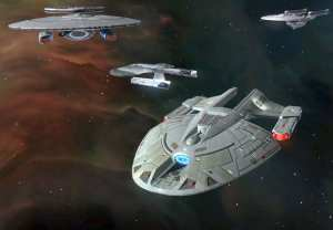Starfleet launched Operation Safe Harbor last year to combat piracy, but colonists have said the effort has had negligible effect.