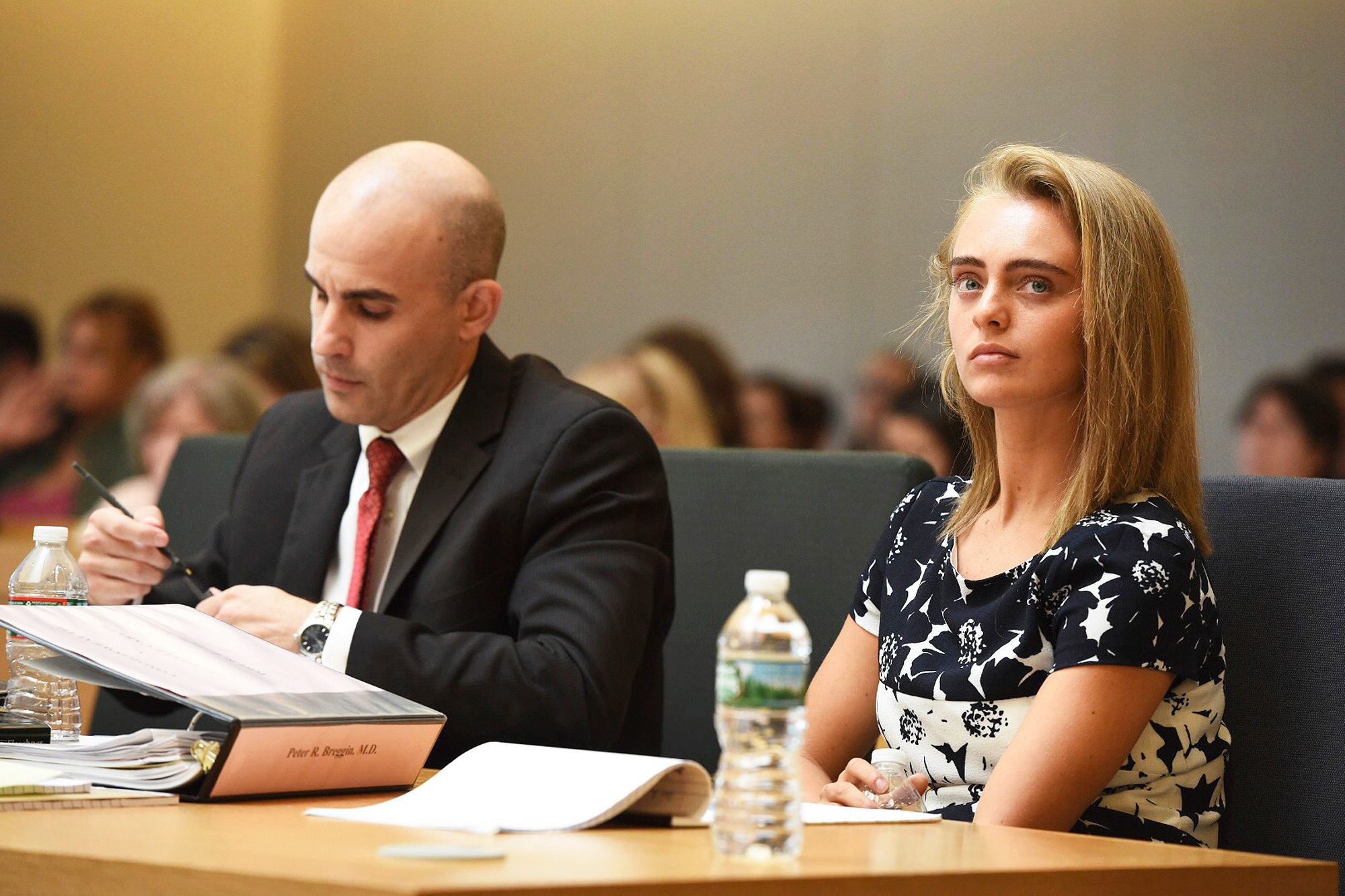 Michelle Carter S Actions Are Heinous But They Are Not