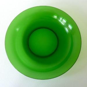 Plat Rond Vert