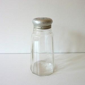 Saupoudreuse zinc