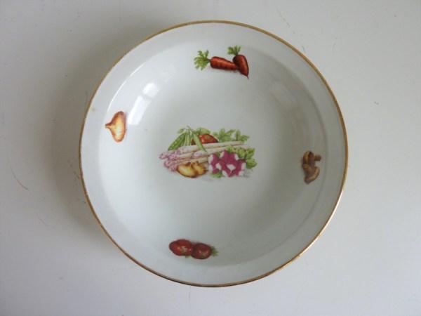 2 plats petits légumes