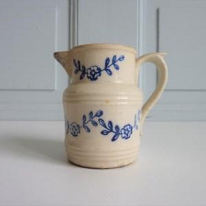 Pot à lait Bleu de Saint Uze