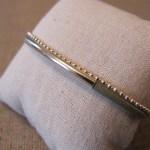 Leather Chain Bracelet