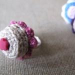 Crochet Ring for girls