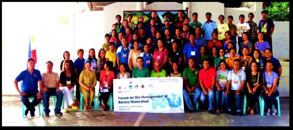 Baroro Watershed Management Forum