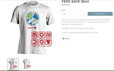 One Shirt One Tree MONDO PROJECT