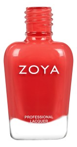 A bottle of ZOYA Desi from the 2021 Dreamin' collection.