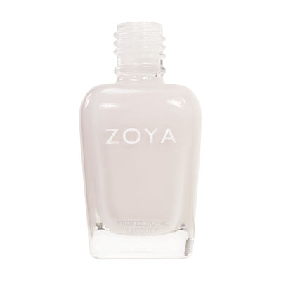 A bottle of Sabrina by ZOYA.