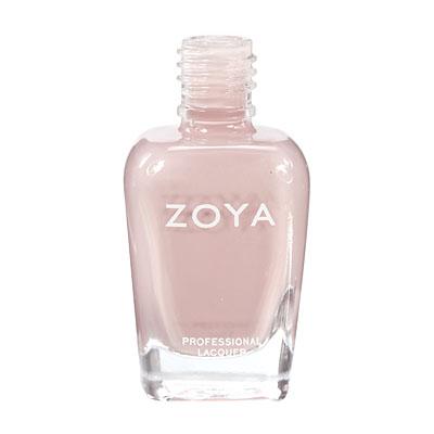 A bottle of Avril by ZOYA.