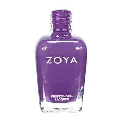 A bottle of ZOYA Mira.