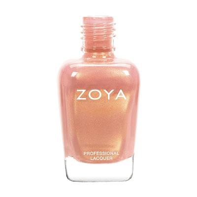 A bottle of ZOYA Meadow.