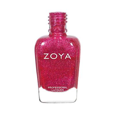 A bottle of Everly by ZOYA.