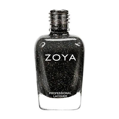 A bottle of Storm by ZOYA.