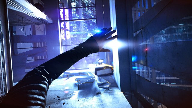 Gameplay from Mirror's Edge: Catalyst beta test | Feed4gamers