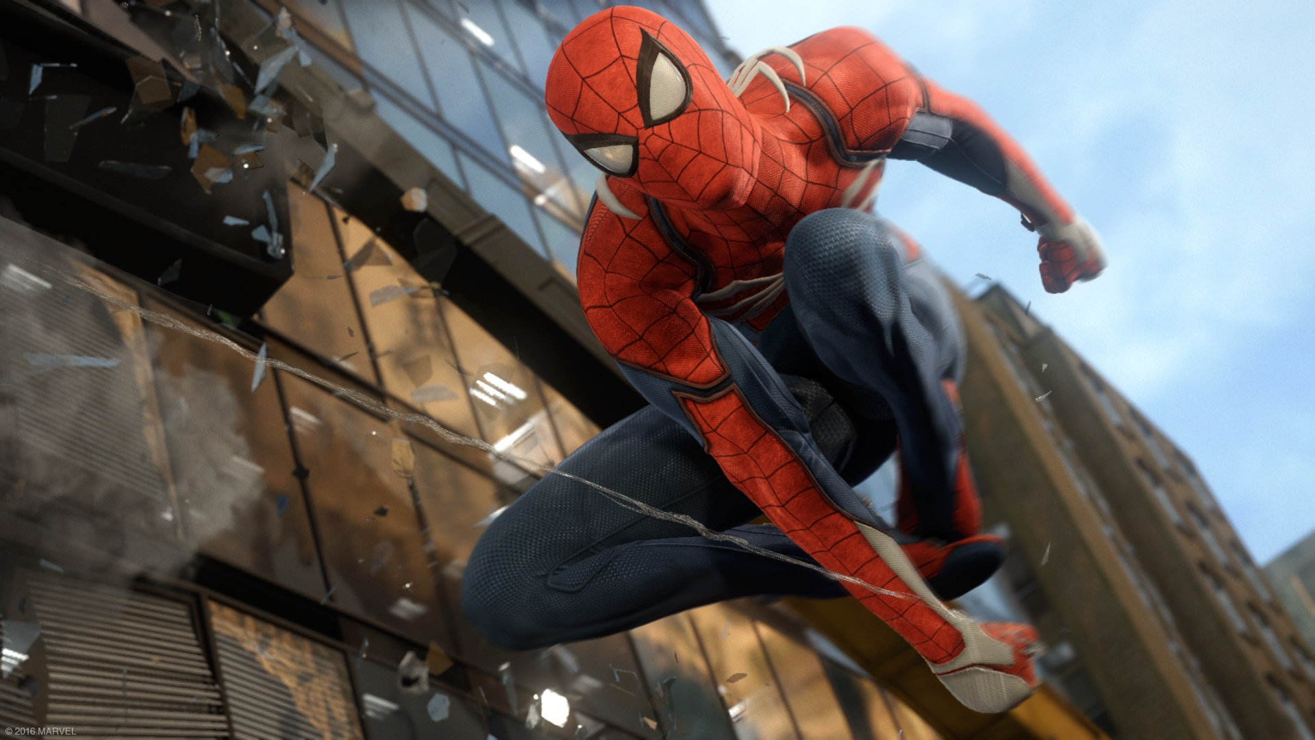 New Spiderman Game Is Exclusive For Ps4 Feed4gamers