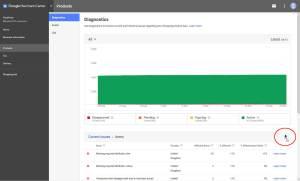Google Merchant Diagnostics Download