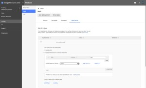 Google Merchant Rules Add Color From Title