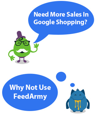 FeedArmy Google Merchant Tool
