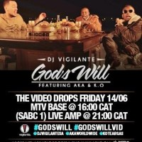 "PREMIERE: DJ Vigilante ft. KO & AKA - ""God's Will"" 