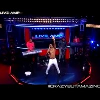 "Watch: Donald - ""Crazy but Amazing"" LIVE | Live Amp"